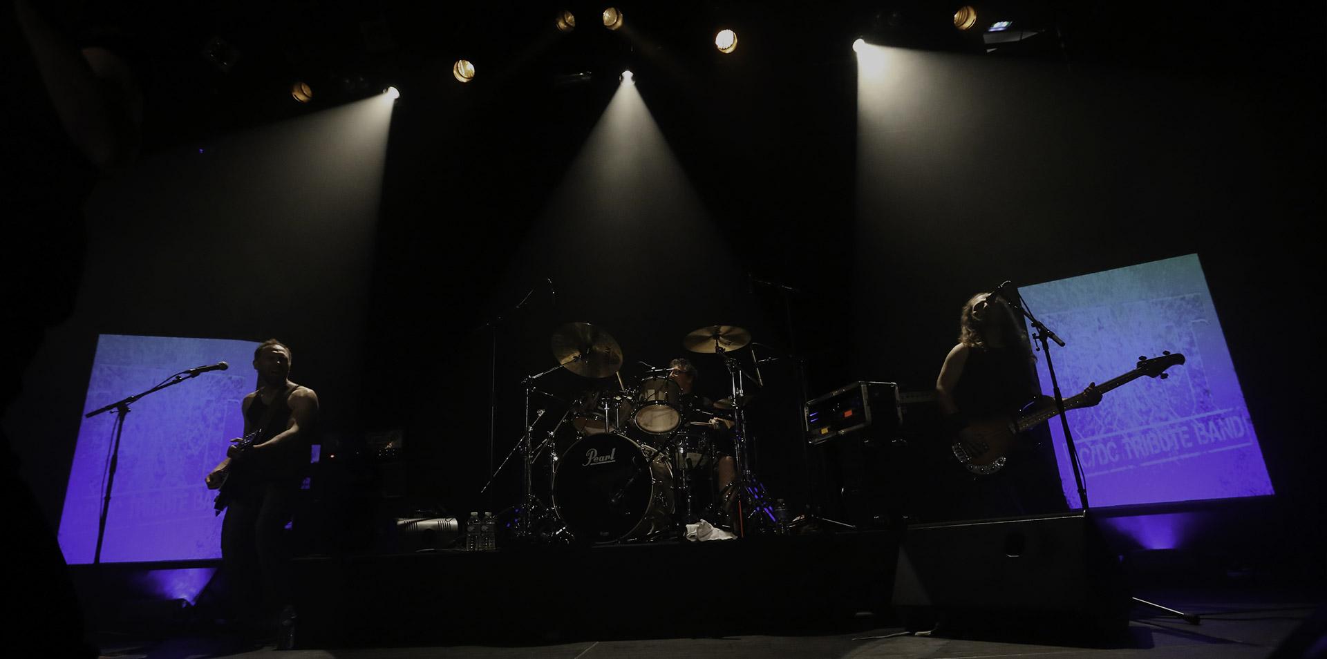 La tournée Legends of Rock a commencé !